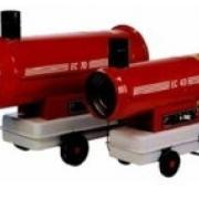 EC55 Space Heater Hire