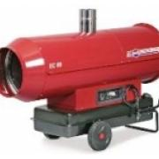 EC85 Space Heater Hire