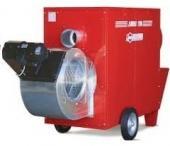 Indirect LPG Heater Hire