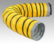 300mm Ducting Hire
