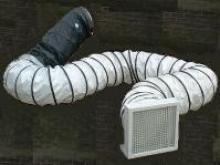 Indirect Heater Ducting Hire