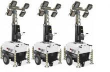 X-chain lighting tower hire