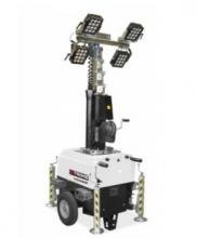 Trime Xchain Lighting Tower Hire